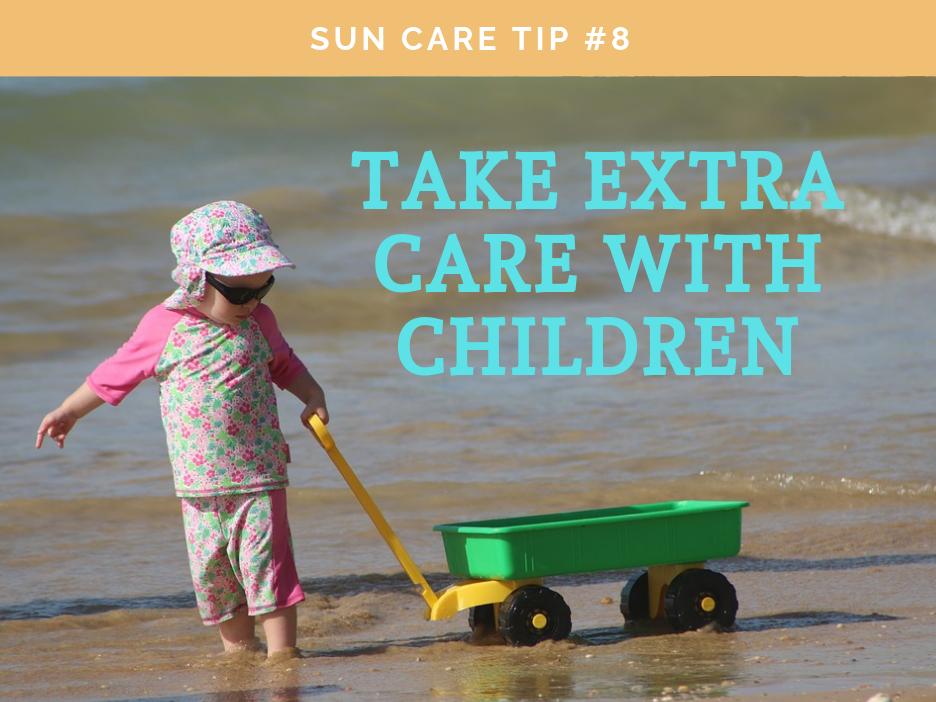 Sun Care Tip #8