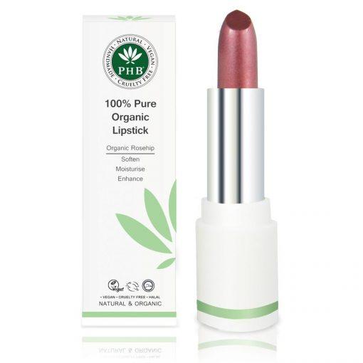 PHB 100% Pure Organic Lipstick