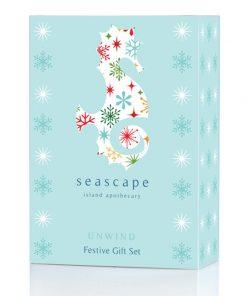 Seascape Unwind Fesive Gift Set