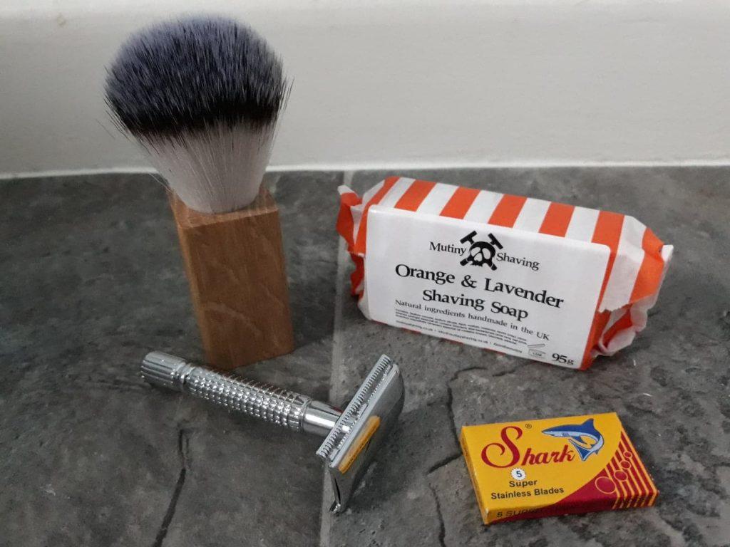 Plastic Free Shaving