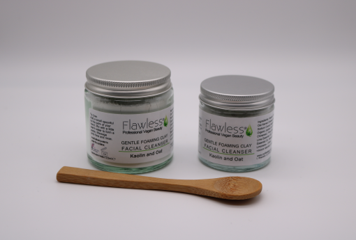 Foaming Clay Facial Cleanser