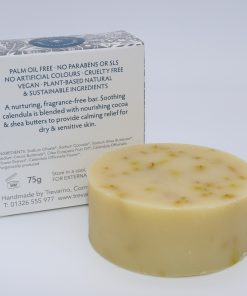 Organic Trevarno - Calendula Soap