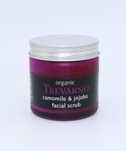 Organic Trevarno - Facial Scrub