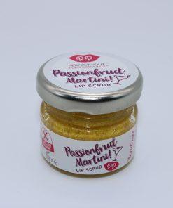 Pura Cosmetics - Passionfruit Martini Lip Scrub