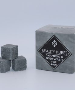 Beauty Kubes - Shampoo & Body Wash For Men