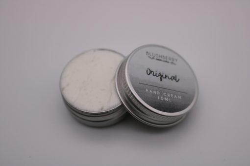 Blushberry Botanicals - Hand Cream 15ml - Original