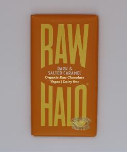 Raw Halo - Dark & Salted Carmel 35g