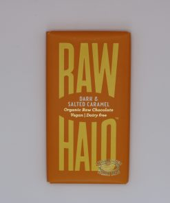 Raw Halo - Dark & Salted Caramel 35g