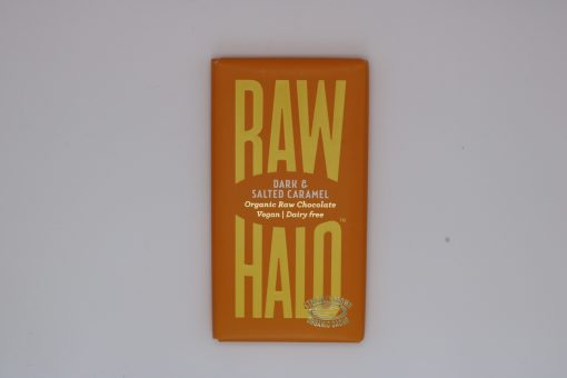 Raw Halo - Dark & Salted Caramel 35g