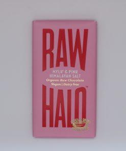 Raw Halo - Mylk & Pink Himalayan Salt 35g