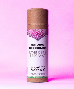 Your Nature - Natural Deodorant - Lavender & Bergamot