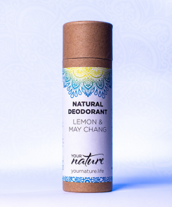 Your Nature - Natural Deodorant - Lemon & May Chang
