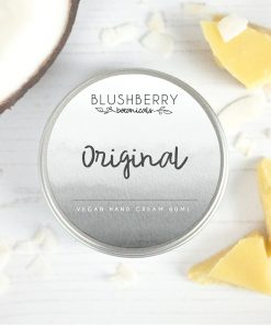 Blushberry Botanicals - Hand Cream - Original