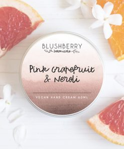 Blushberry Botanicals - Hand Cream - Pink Grapefruit & Neroli