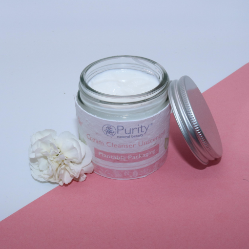Purity Natural Beauty - Cream Cleanser Unscented
