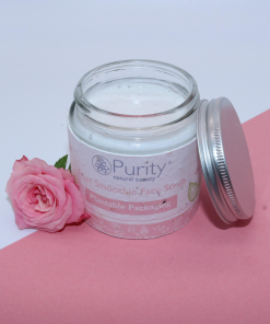 Purity Natural Beauty - Fruit Smoothie Face Scrub
