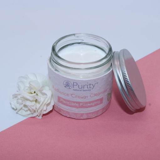 Purity Natural Beauty - Radiance Cream Cleanser