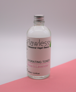 Flawless Professional Vegan Beauty - Hydrating Toner