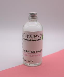 Flawless Professional Vegan Beauty - Hydrating Toner