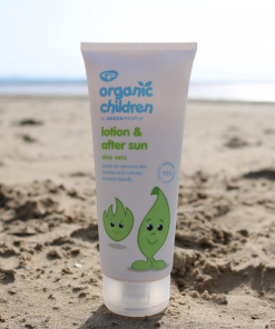 Green People - Organic Children - Aloe Vera Lotion & After Sun