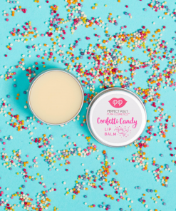 Pura Cosmetics - Lip Balm - Confetti Candy