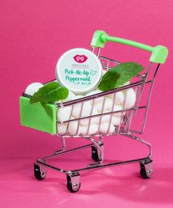Pura Cosmetics - Lip Balm - Pick-Me-Up Peppermint