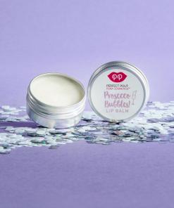 Pura Cosmetics - Lip Balm - Prosecco Bubbles