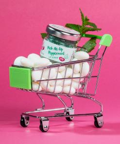 Pura Cosmetics - Lip Scrub - Pick-Me-Up Peppermint