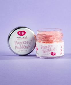 Pura Cosmetics - Lip Scrub - Prosecco Bubbles