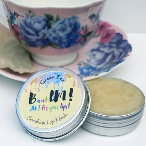 BaahLM! - Lip Mask - Green Tea