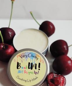 BaahLM! - Lip Mask - Very Cherry