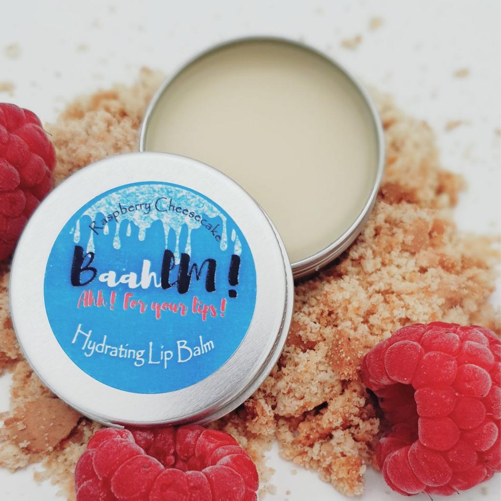 BaahLM! - Lip Balm - Raspberry Cheesecake