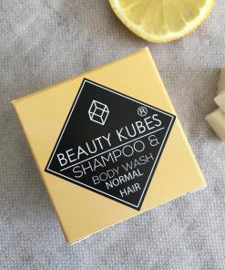 Beauty Kubes – Shampoo & Body Wash