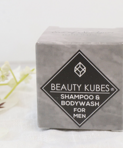 Beauty Kubes – Shampoo & Body Wash For Men
