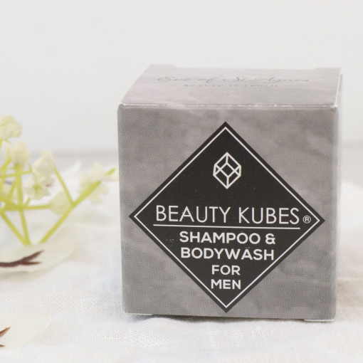 Beauty Kubes – Shampoo & Body Wash For Men