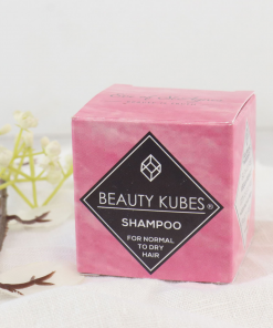 Beauty Kubes – Shampoo For Normal to Dry Hair