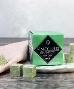 Beauty Kubes – Shampoo For Oily Hair