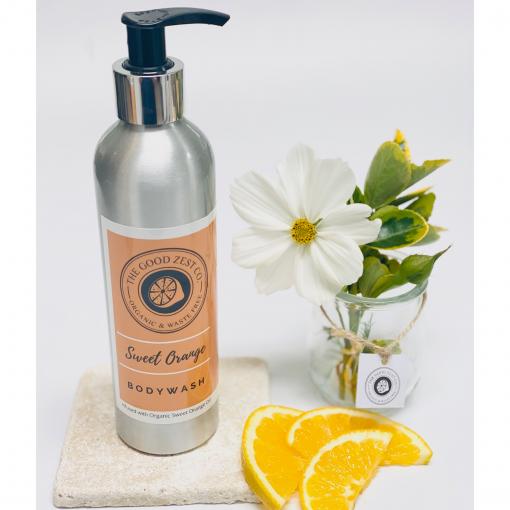 The Good Zest Company - Bodywash - Sweet Orange