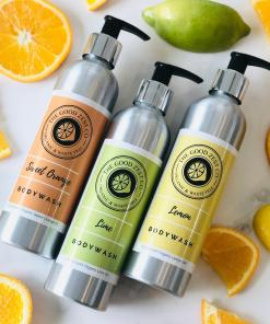 The Good Zest Company - Citrus Bodywash Trio