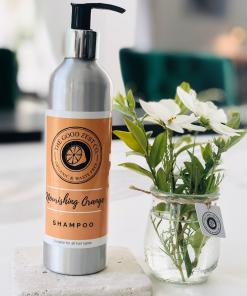 The Good Zest Company - Shampoo - Nourishing Orange