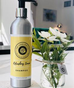 The Good Zest Company - Shampoo - Refreshing Lemon