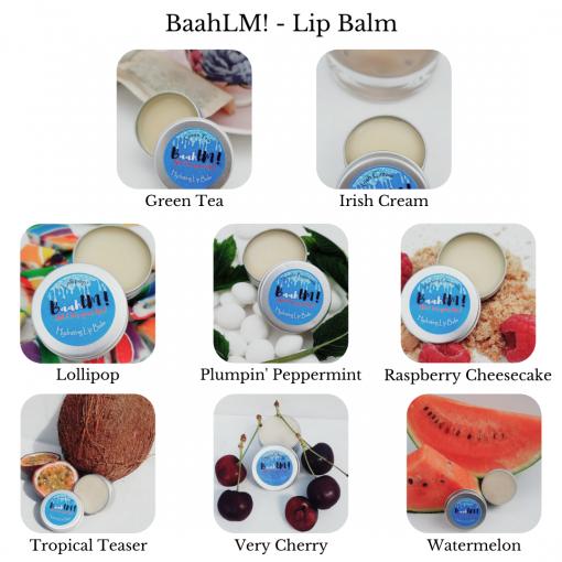 BaahLM - Lip Balms