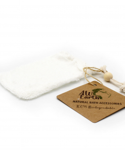 Eden Days Body - Natural Bamboo Soap Bag