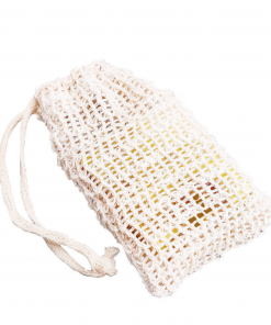 Eden Days Body - Natural Linen Soap Bag