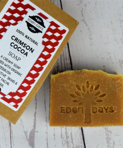 Eden Days Body - Soap - Crimson Cocoa