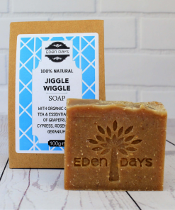 Eden Days Body - Soap - Jiggle Wiggle