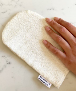 Naturally Naked. Co - Cleansing Mitt