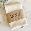 Naturally Naked. Co - Facecloth