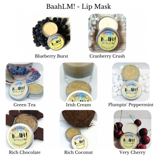 BaahLM! - Lip Masks