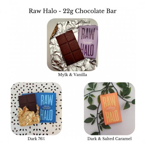 Raw Halo - 22g Bars